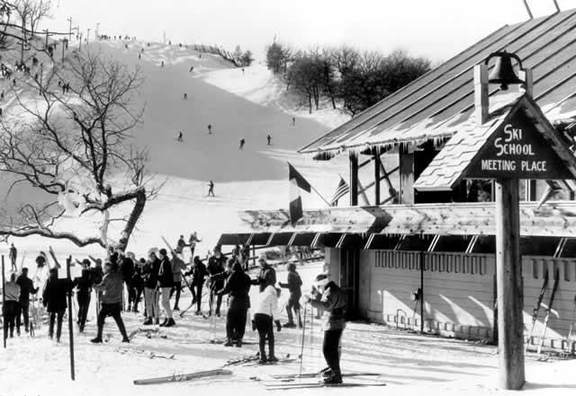 Buck Hill History