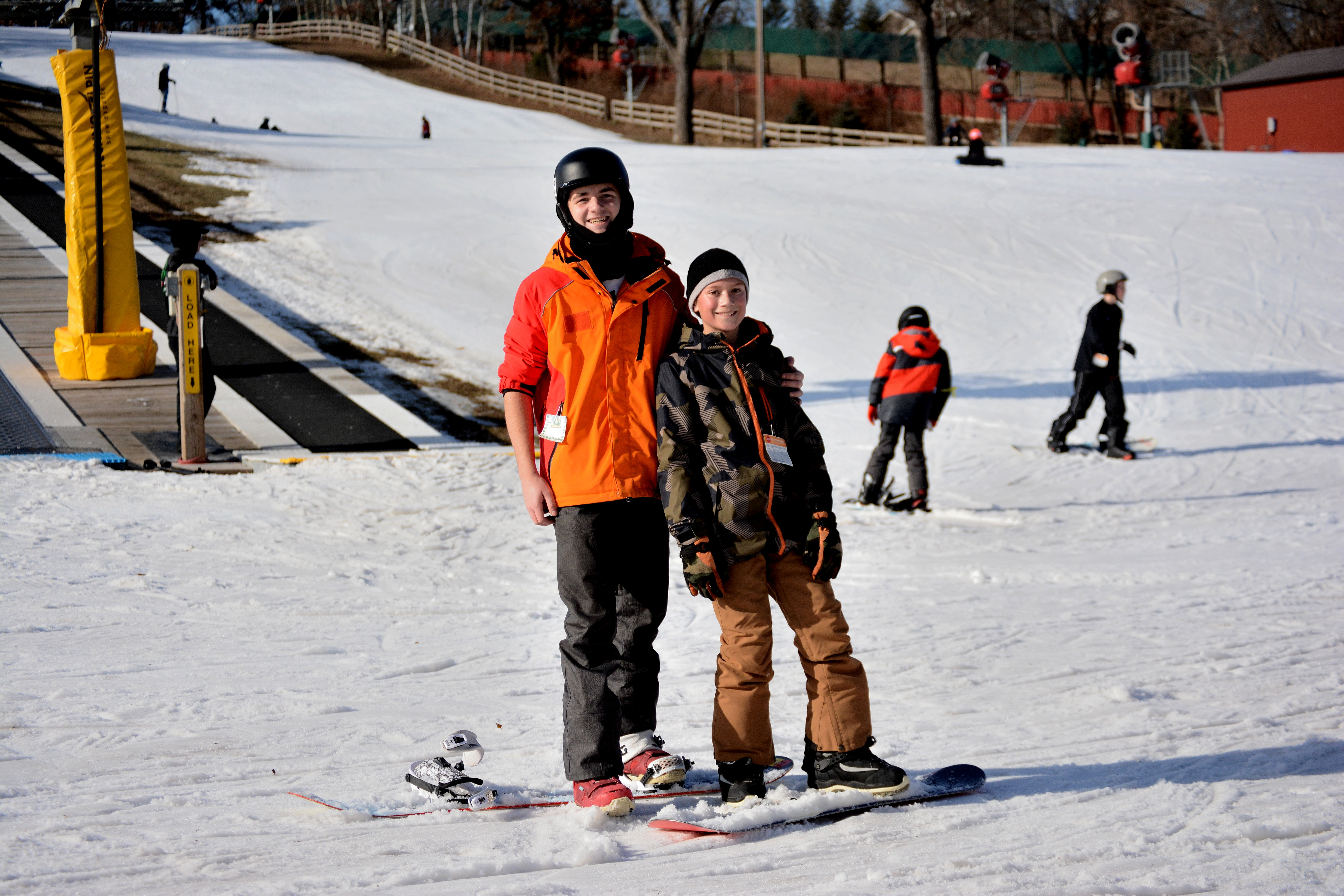 Snowboarding Lessons Buck Hill
