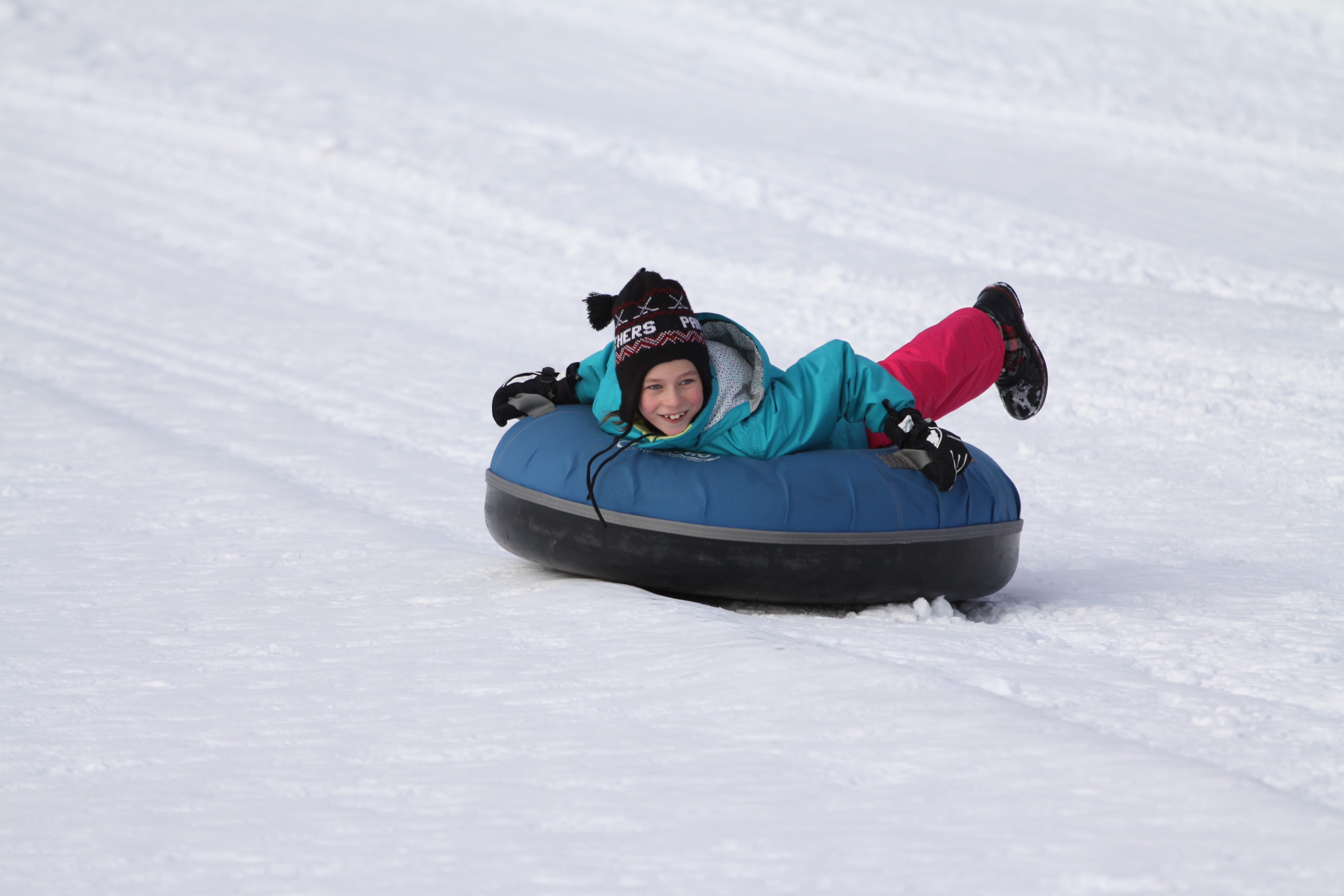 Tubing at Buck Hill
