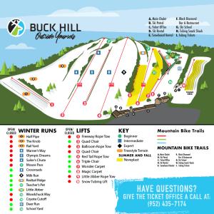 Buck Hill Run Status