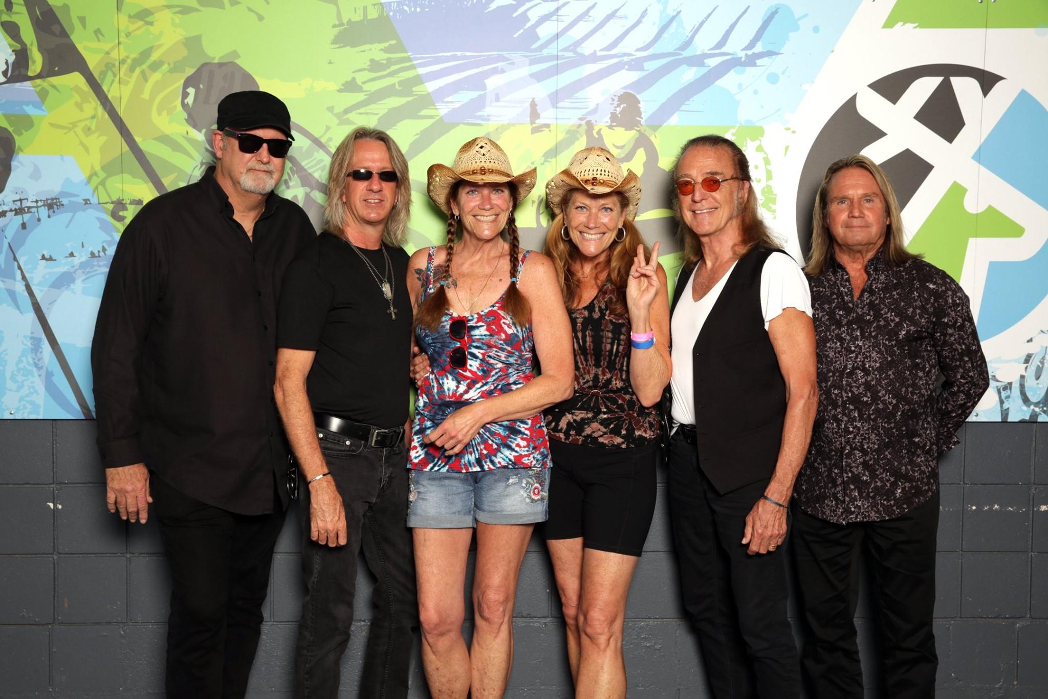 Foghat Buck Concert Series