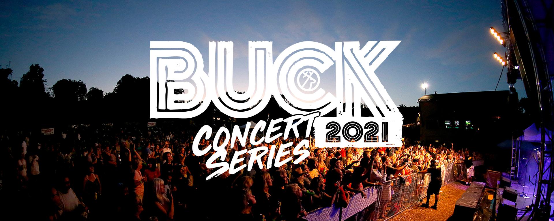 Buck Hill Concert Series 2021
