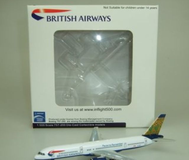 British Airways Beoing 757 200 Pause To Remember G Bmra Inflight 500 1
