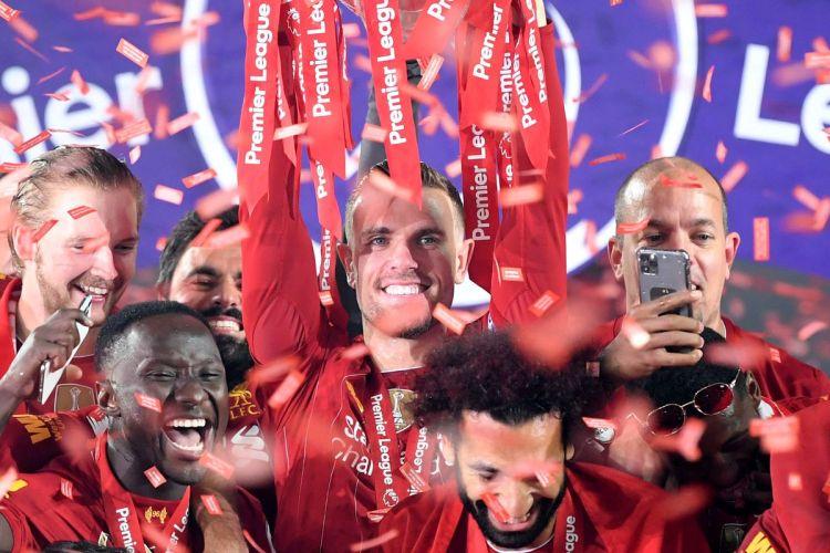 Liverpool crowned Premier League champions - Buckingham News