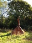 Voodoo / Wicker Effigy Fellfoot Wood - www.buckinghamvintage.co.uk