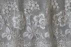 antique christening gown lace www.buckinghamvintage.co.uk