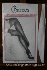 Vintage Seamed Stockings for Sale - As new in Original Sealed Packet - Silk & Nylon www.buckinghamvintage.co.uk
