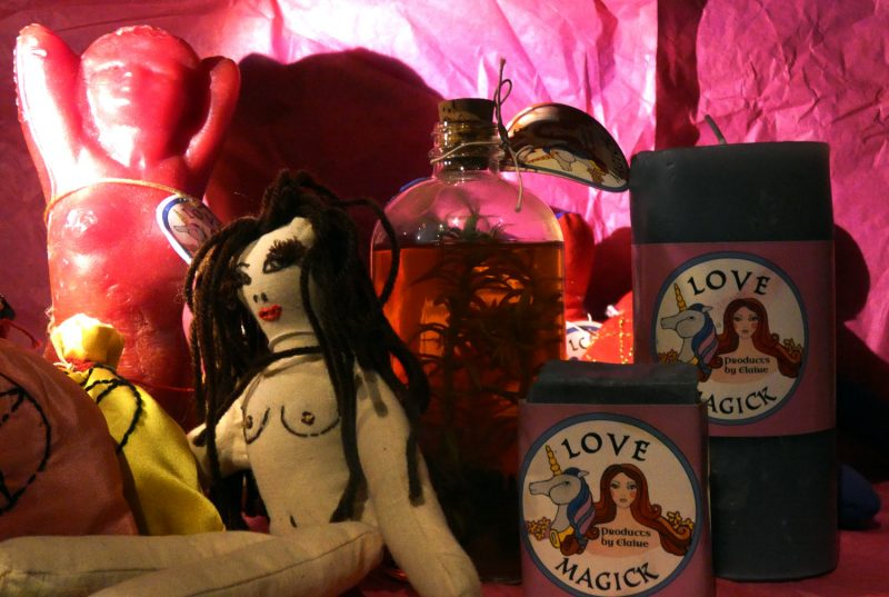 Artifacts From The Love Witch