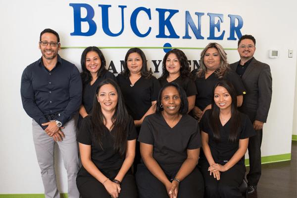 buckner family dental dallas
