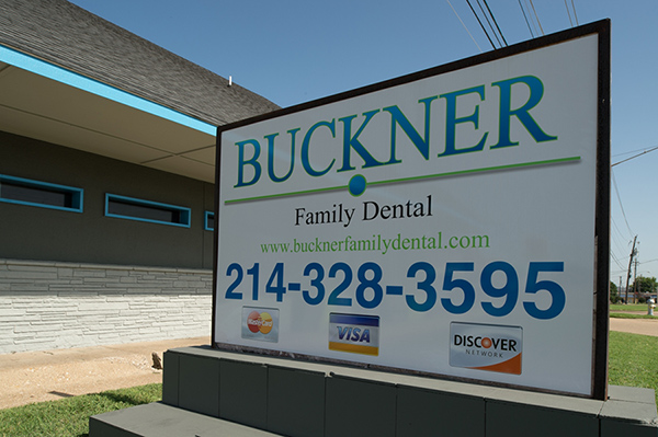 buckner family dental dallas