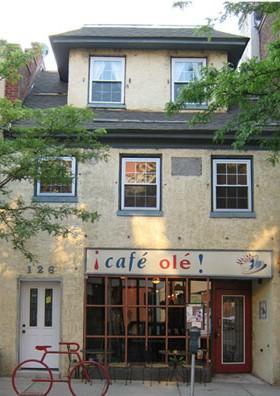 Cafe Ole, Trenton