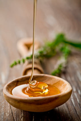 wild honey; iStock photo