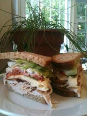 Chive Cafe_sandwich