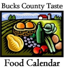 Bucks County Food Calendar