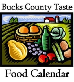 Bucks County Food Calendar
