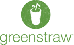 Greenstraw Smoothies logo