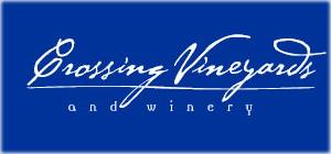 crossing vineyards logo