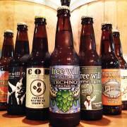 Free will brewings bottles