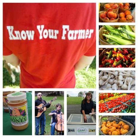Bucks County Farmers Markets; photo credit Lynne Goldman
