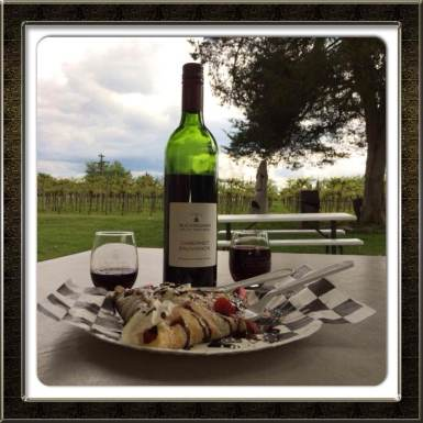 Bonjour Creperie at Buckingham Valley Vineyards