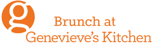 Brunch at Genevieve's Kitchen, Bucks County Taste Dinner Club