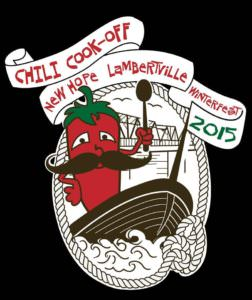 Chili Cook-Off New Hope-Lambertville Winter Fest 2015