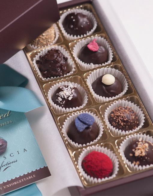 Sciascia Confections_10_piece-truffles_chocolate
