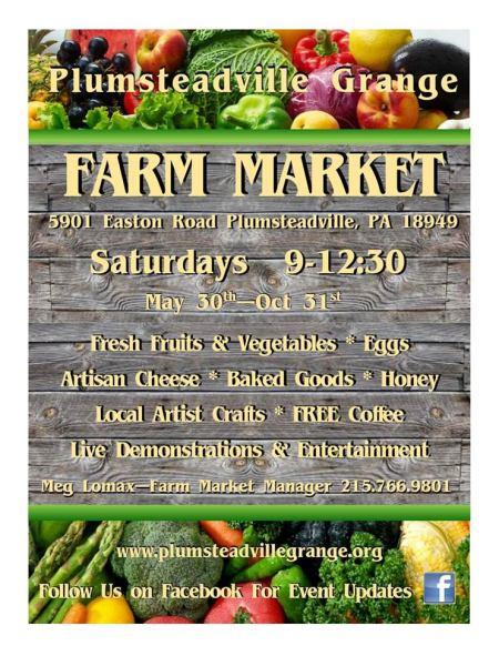 Plumsteadville Grange Farm Market