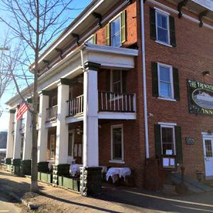 Frenchtown Inn; photo credit Frenchtown Inn