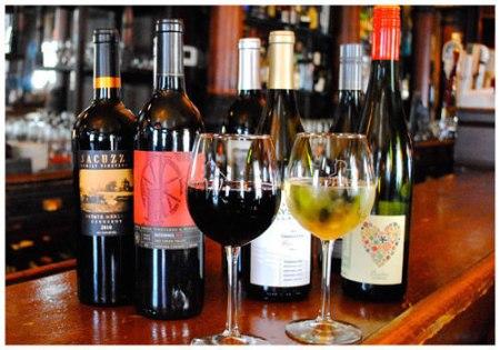 Wines at the Washington House