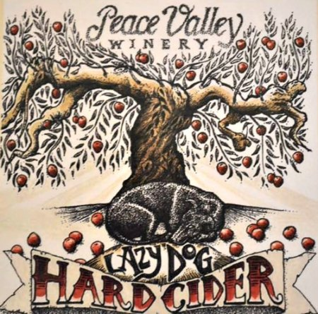 Peace Valley Winery hard cider