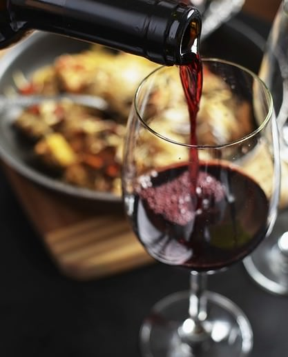 Wine tasting_Bucks County food events