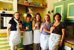 Gout et Voyage cooking class