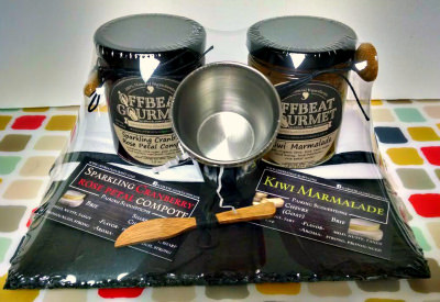 Offbeat Gourmet gift set