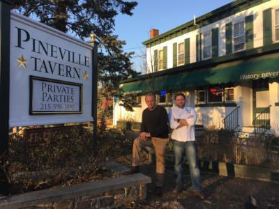 Andrew and Drew Abruzzese, The Pineville Tavern
