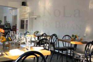 NoLa dining room; photo courtesy Brian's