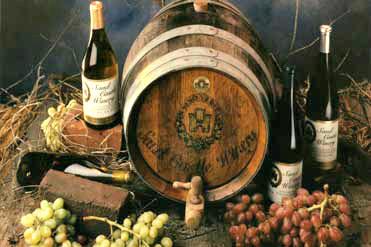 sand castle wine barrel