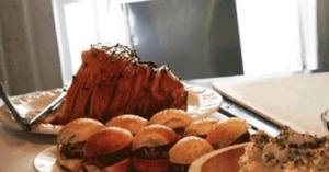 Ham, Hamilton's Grill Room