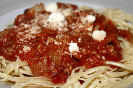 Spaghetti, Pixabay