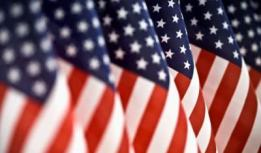 American Flags, Bensalem Patch