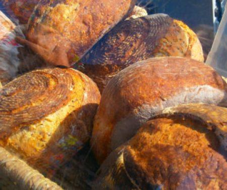 Apple Ridge Farm bread