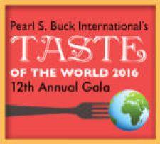 Taste of the World - Pearl S Buck International