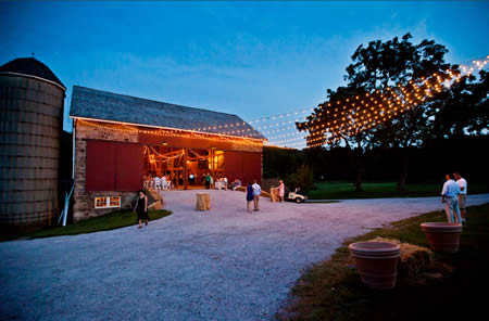 Barn, Glen Oaks Farm