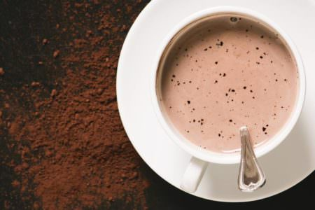 Hot cocoa, Lauries Chocolates