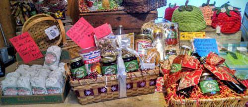 Photo Credit: Manoff Market Gardens gift baskets