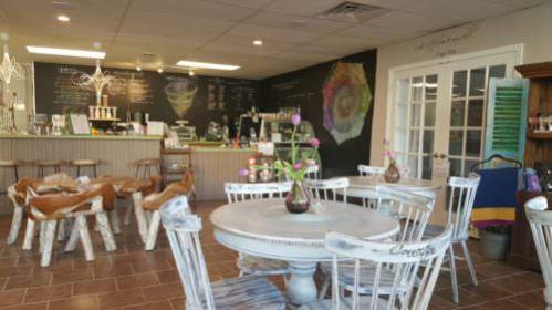 Nourishing Storm Cafe
