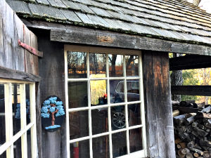 Sugar Shack at Winfield Farm, Tinicum, maple syrup