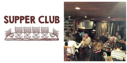 Supper Club at Lumberville General Store, Food in Bucks County