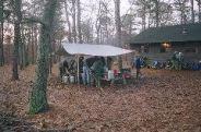 Schiff 4 - Camping
