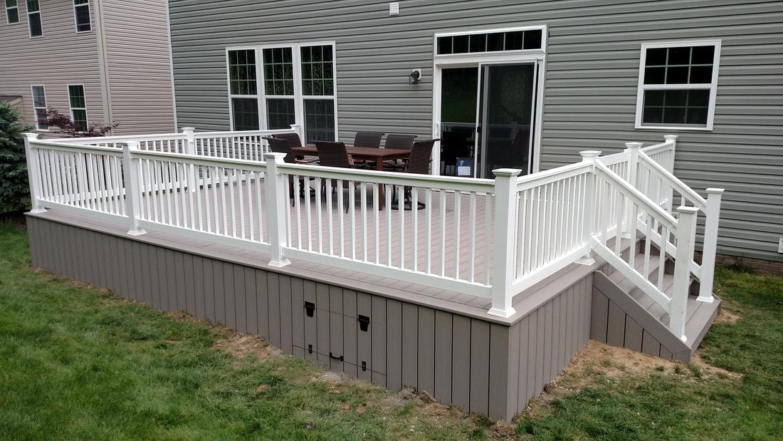 northeast ohio deck builder buckstone